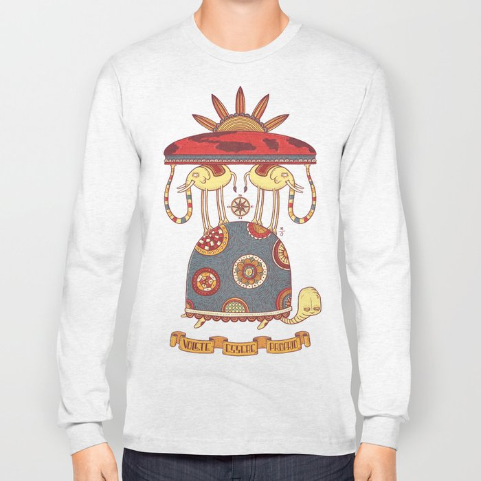 Volete Essere Proprio Long Sleeve T-shirt