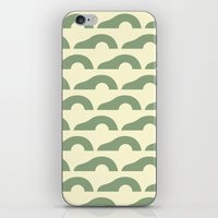 avocado iPhone & iPod Skins featuring Avocado by Kay Wolfersperger