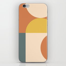 Abstract Geometric 04 iPhone Skin