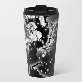 Beauty Cannot Be Interrupted Travel Mug