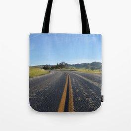 CA Road Tote Bag