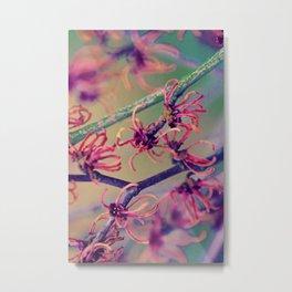 Spring Feeling Metal Print