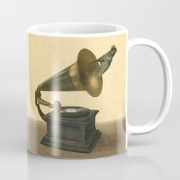 Vintage Songbird Coffee Mug