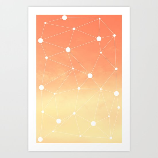 Not The Only One I Art Print