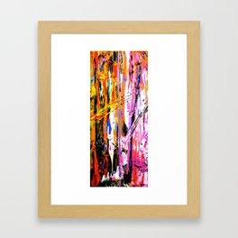 Alpenglow // S. Carey Framed Art Print