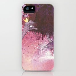 king of the killerkiwis iPhone Case