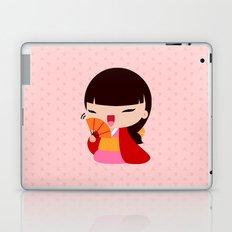 Japanese Girl II Laptop & iPad Skin