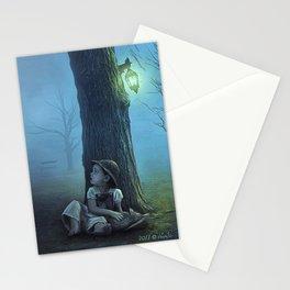 Rabbit Hunt Stationery Cards