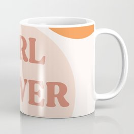 GIRL POWER - GRL PWR 11 (Earthy Shapes) Coffee Mug