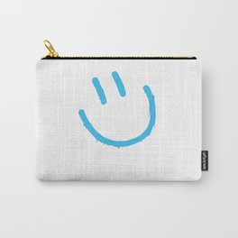 Street Art Happy Face Carry-All Pouch