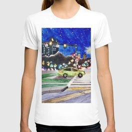 Night Moves T-shirt