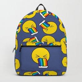 Puke Rainbow - Emoji Backpack