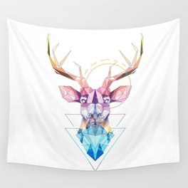 Spirit of the Stag Wall Tapestry