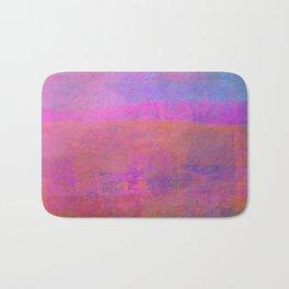 Pink Desert Bath Mat