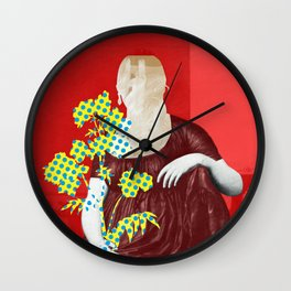 Another Portrait Disaster · JA Wall Clock