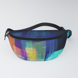 Underwater city Fanny Pack