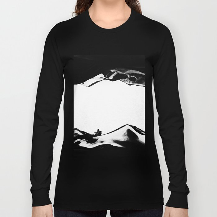 Song of isolation Long Sleeve T-shirt