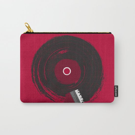 Art of Music (RED) Carry-All Pouch