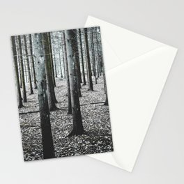 Coma forest Stationery Cards