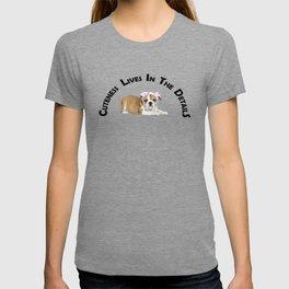 CUTENESS LIVES IN THE DETAILS-T-SHIRT T-shirt