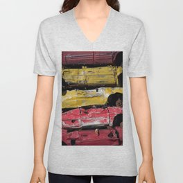 Junk or Art 1 Unisex V-Neck