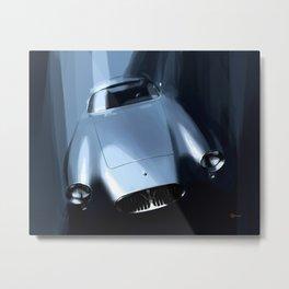 Maserati A6GCS Berlinetta Metal Print