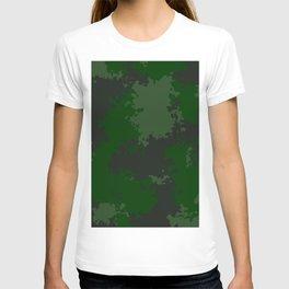 Camouflage jungle 1 T-shirt
