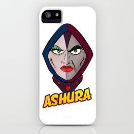 Baron Ashura (Ashler) Mazinger iPhone Case