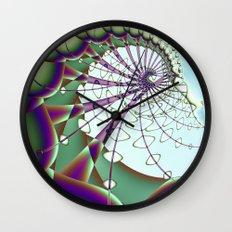 tethered Wall Clock
