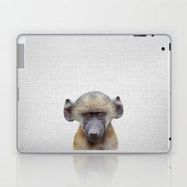 Baby Baboon - Colorful Laptop & iPad Skin
