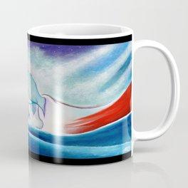 PRAYERS AMIDST THE SEA Coffee Mug