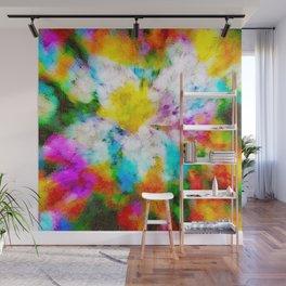 Florescence Wall Mural