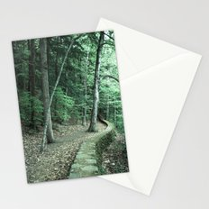 The Way To Neverland Stationery Cards