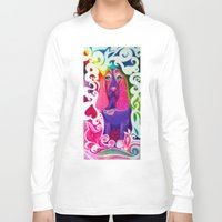 downton abbey Long Sleeve T-shirts featuring Abbey by Ashley by Ashley