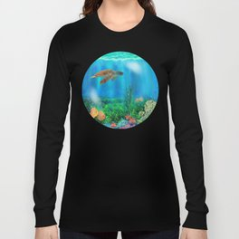 UnderSea with Turtle Long Sleeve T-shirt