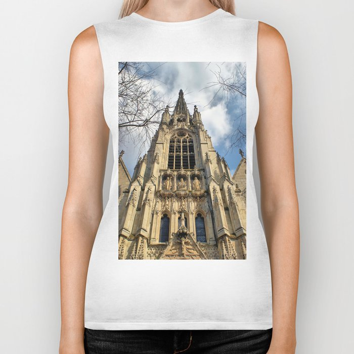 Lille Cathedral Biker Tank