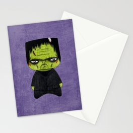 A Boy - Frankenstein's monster Stationery Cards