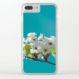 Spring Blossoms - IIIa Clear iPhone Case
