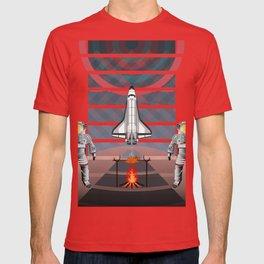 Space Tourism  T-shirt