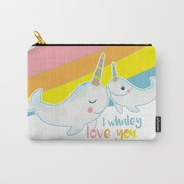 I Whaley love you. Carry-All Pouch