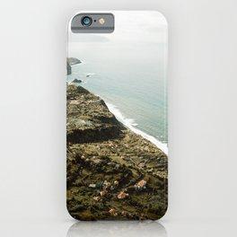 Madeira Portugal Coast iPhone Case