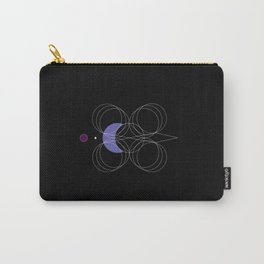 Purple Trust Connection Carry-All Pouch