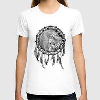dream catcher T-shirts featuring Dream Catcher by Astrablink7