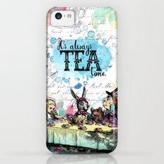 Alice in Wonderland - Tea Time Slim Case iPhone 5c