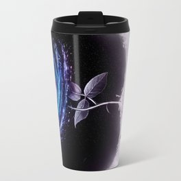 My Little Flower Travel Mug