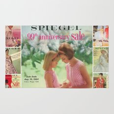 1964 - 99th Anniversary Sale Catalog Cover Rug