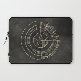 Capt America Laptop Sleeve