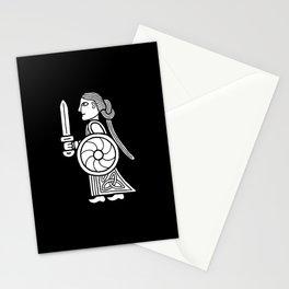 Shieldmaiden I Stationery Cards