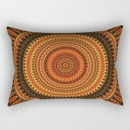 Mandala 87 Rectangular Pillow