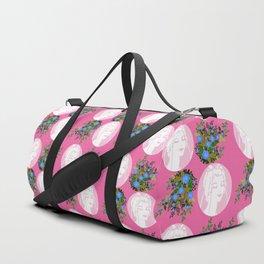 pink bride Duffle Bag